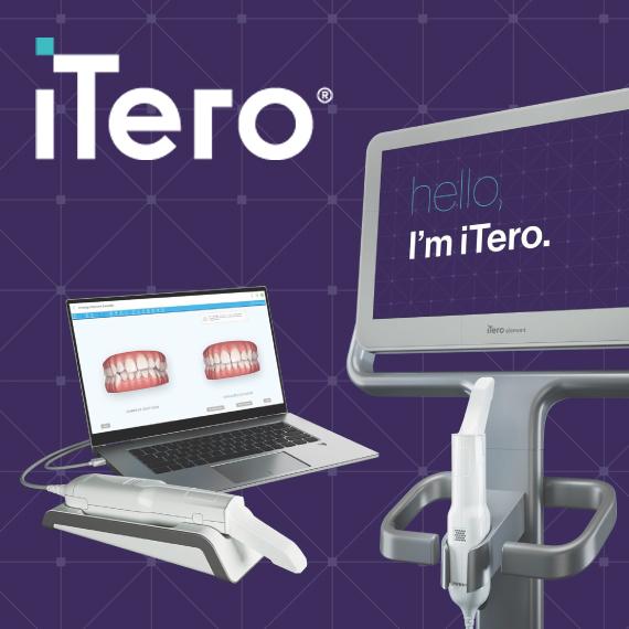 hello, I'm iTero.